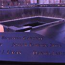 9/11 Memorial - New York City by michael6076