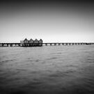 Busselton Jetty by Ben Messina