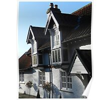 Cute Cottage Poster