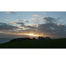 The West Hill, Hastings Photographic Print