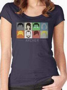 Archer Women's Fitted Scoop T-Shirt