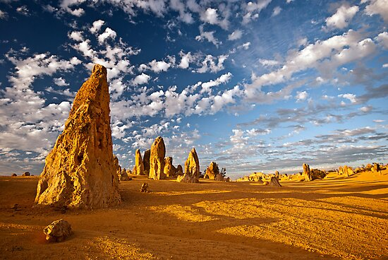 The Pinnacles by Mieke Boynton