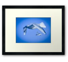 Air Traffic 1.0 Framed Print