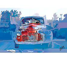 Chrysler Breakthrough Photographic Print