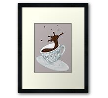 Coffee Time! Framed Print