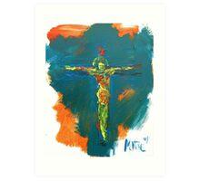Gospel Of John 2008 Art Print