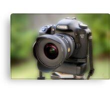Canon EOS 7D Canvas Print