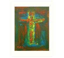 Gospel Of Luke 2008 Art Print