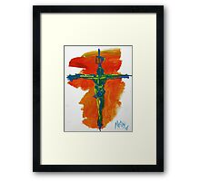 Gospel of Matthew 2008 Framed Print