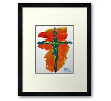 Gospel of Matthew 2008 Framed Print