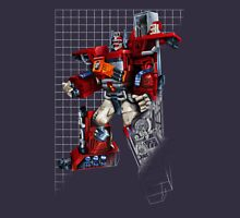 Robots in Disguise Optimus Prime Transitions Unisex T-Shirt