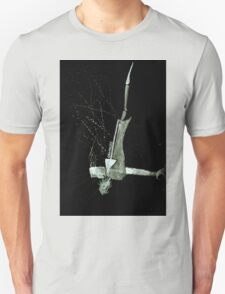 Let's Draw Sherlock The Reichenbach Fall Unisex T-Shirt