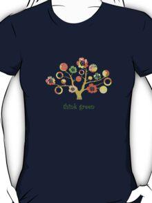 tree of life - think green T-Shirt