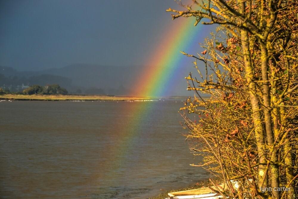 Rainbows End by lynn carter