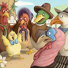 Chicken Little by Aja Wells