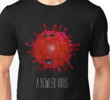 A bowler virus Unisex T-Shirt