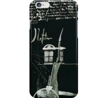 Let's Draw Sherlock The Reichenbach Fall iPhone Case/Skin
