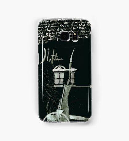 Let's Draw Sherlock The Reichenbach Fall Samsung Galaxy Case/Skin
