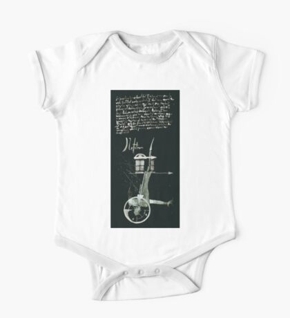 Let's Draw Sherlock The Reichenbach Fall One Piece - Short Sleeve