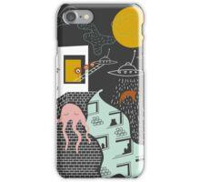 Facts, urban like art iPhone Case/Skin