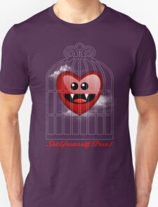 SET YOURSELF FREE (HEART) T-Shirt