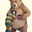 Sleepy Time Bear by Aja Wells