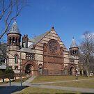 Princeton University Architecture  by fiat777
