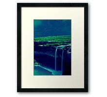 Curracarong Falls, Royal National Park Framed Print