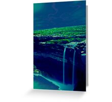 Curracarong Falls, Royal National Park Greeting Card