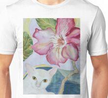 My Desert Rose - Adenium Unisex T-Shirt