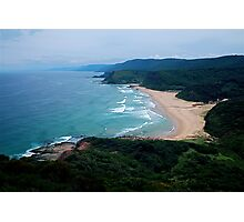 Garie Beach, Royal National Park  Photographic Print