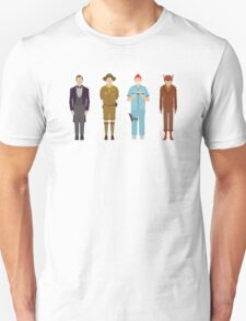 Wes Anderson Collection Unisex T-Shirt