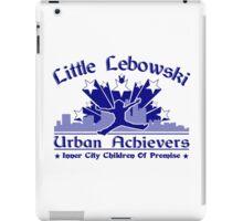 Little Lebowski Urban Achievers iPad Case/Skin
