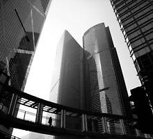 Hong Kong Walkways by Ashleigh McManus