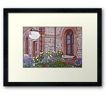 Gawler Community Gallery Framed Print