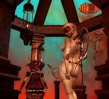 Steam Angel 2112 by shutterbug2010