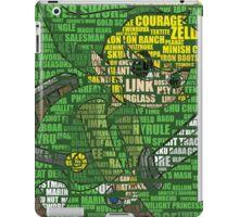 Zelda - Word Art iPad Case/Skin