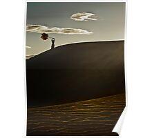 A Mesquite Sunrise Poster
