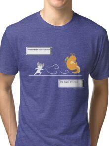 Super Effective! Tri-blend T-Shirt
