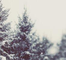 Winter Daydream #2 Sticker