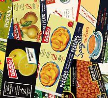 Wattie's Label Selection Poster by Darian  Zam