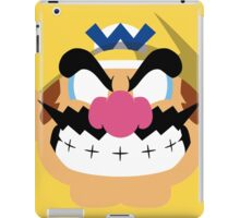 Wario Minimalistic Design iPad Case/Skin