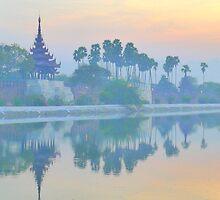 The Dawn of Mandalay by Brian Bo Mei