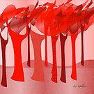 Redscape 2 by IrisGelbart