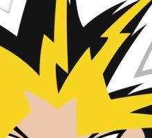 Yu-Gi-Oh! Minimalistic Design Sticker