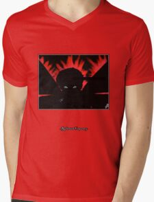 Dark Luminosity Mens V-Neck T-Shirt
