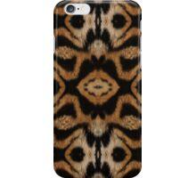 Tiger skin pattern 001 iPhone Case/Skin