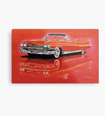 1959 Cadillac Eldorado Biarritz Metal Print
