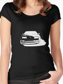 Nissan Fairlady Z 300zx Women's Fitted Scoop T-Shirt