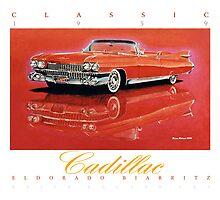 1959 Cadillac Eldorado Biarritz ver 2 by brianrolandart